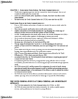 SOC219H5 Chapter Notes - Chapter 5: Youth Criminal Justice Act, Young Offenders Act, Legal Clinic