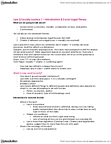 SOC323H5 Lecture Notes - Traffic Ticket, Domestic Violence, Social Control