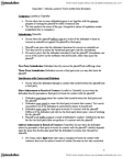 LAW 122 Chapter Notes - Chapter 5: Miscellaneous T, False Statement, Drag Racing