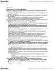 HMB265H1 Chapter Notes -Proband, Autosome, Zygosity