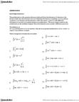 MAT135H1 Study Guide - Antiderivative
