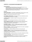 PS270 Lecture Notes - Fundamental Attribution Error, Confirmation Bias, Snob