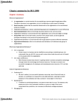 All Chapter summaries for BUS 2090-1.docx