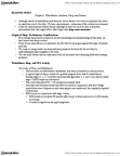 PS264 Chapter Notes - Chapter 6: Barbiturate, Enuresis, Night Terror