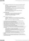 BSB126 Study Guide - Cash Flow, Marketing Mix, Customer Relationship Management