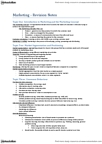 BSB126 Study Guide - Final Guide: Nuclear Family, Cross-Docking, Selective Exposure Theory