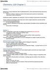 CHEM120 Chapter Notes - Chapter 1: Intensive And Extensive Properties, Gamma Globulin, Zinc Chloride