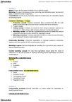 BSB126 Lecture Notes - Capacity Management, Market Power, Oligopoly