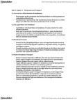 BIOL 1000 Lecture Notes - Peripheral Membrane Protein, Osmosis, Passive Transport