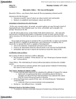 PHL273H1 Lecture Notes - Lecture 5: Lake Ontario, Negative And Positive Rights, Distributive Justice