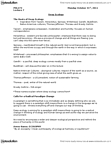 PHL273H1 Lecture Notes - Lecture 7: Tree Spiking, Ecotopia, Land Ethic