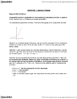 MATH 140 Lecture Notes - Lecture 4: Exponential Function, Irrational Number, Rational Number