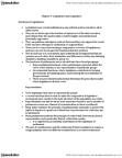 POLS 110 Chapter Notes - Chapter 9: Huayan, Unicameralism, Parliamentary Immunity