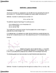 MATH 140 Lecture Notes - Lecture 9: Intermediate Value Theorem, Classification Of Discontinuities, Oliver Heaviside