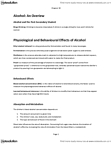 BPK 140 Chapter Notes - Chapter 10: Disulfiram, Drug Interaction, Leukoplakia