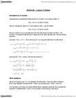 MATH 140 Lecture Notes - Lecture 12: Differentiable Function, Farad