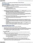 CRIM 230 Chapter Notes -Abet, Grievous Bodily Harm, Partial Defence