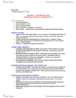 SOC 1500 Lecture Notes - Welfare Fraud, Child Abuse, Environmental Design