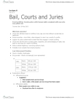 SOC219H5 Lecture Notes - Lecture 4: Racial Profiling, Crown Attorney, Roy Mcmurtry