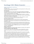 Sociology 1500 Chapter notes- Ch. 2-9, 11, 13, 14.docx