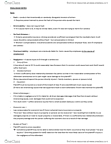 MGSC30H3 Study Guide - Final Guide: Fiduciary, Equitable Remedy, Strict Liability