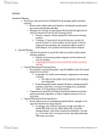 RSM219H1 Lecture Notes - Business Plan, Cellular Manufacturing