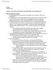 PSY100H1 Study Guide - Midterm Guide: Synaptic Pruning, Visual Cortex, Prefrontal Cortex