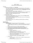 EESA10H3 Lecture Notes - Lecture 2: Nitrogen Dioxide, Bronchitis, Soot