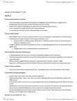 CRIM 2650 Study Guide - Final Guide: Orbitofrontal Cortex, Oppositional Defiant Disorder, Caffeine