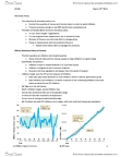 EC140 Lecture Notes - Financial Market, Overnight Rate, Core Inflation