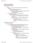 PS101 Lecture Notes - Olfactory Bulb, Hypothalamus, Axon Terminal