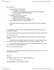 AN101 Lecture Notes - Ethnocentrism