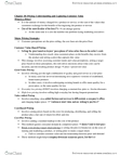 COMM 131 Chapter Notes - Chapter 10: Marketing Mix, Price Discrimination, Geographical Pricing