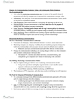 COMM 131 Chapter Notes - Chapter 12: Mentos, Mobile Marketing, Investor Relations