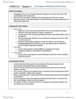COMM 151 Chapter Notes - Chapter 3: Dispositional Attribution, Job Performance, Attitude Change