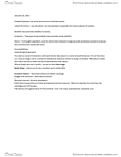 SOC100H5 Lecture Notes - Lecture 3: Erving Goffman