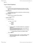 CHEM 1C Lecture Notes - Dynamic Equilibrium, Reaction Rate Constant, Partial Pressure