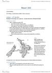Maori 102 Lectures.docx