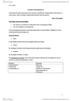 123.201 Study Guide - Ideal Gas, Thermodynamics, Perfect Gas