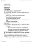 SOCA01H3 Chapter Notes - Chapter 10: Indian Act, Samuel George Morton, Theoretical Ecology