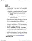 GERON 201 FULL LECTURE NOTES
