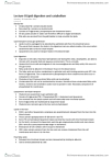 BIOSCI 106 Lecture Notes - Lecture 8: Amphiphile, Acetyl-Coa, Saturated Fat