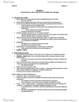 BIOB10H3 Chapter Notes - Chapter 1: Saccharomyces Cerevisiae, Starch, Fetus