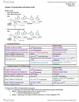 BIOCHEM 2B03 Chapter Notes - Chapter 10: Glycoside Hydrolase, Transfer Rna, Small Nucleolar Rna