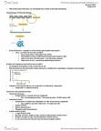 BIOCHEM 2B03 Lecture Notes - Structural Gene, Penicillin, Starch