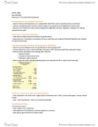 ADMS 2500 Chapter Notes -Income Statement, Commercial Paper, Money Market Fund