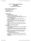 HIS377H1 Lecture Notes - Lecture 2: Monroe Doctrine, 21-Gun Salute, Anti-Imperialism