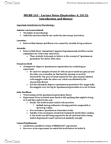 MICRB265 Lecture Notes - Cheesecloth, Microbiology, Louis Pasteur