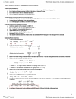 CHMB16H3 Lecture Notes - Lecture 9: Standard Electrode Potential, Electrochemical Cell, Oxidation State