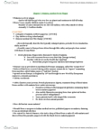 HLTB21H3 Chapter Notes - Chapter 7: Plasmodium Falciparum, Splenomegaly, Plasmodium Vivax